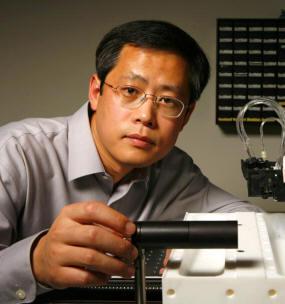 2006 Hartwell Investigator Jingdong Tian, Ph.D., Duke University