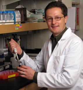 2011 Hartwell Investigator Frederic Chedin, Ph.D., University California, Davis