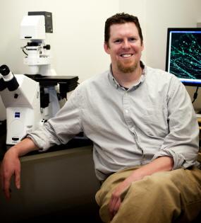 2011 Hartwell Investigator Chris Deppmann, Ph.D.,  University of Virginia