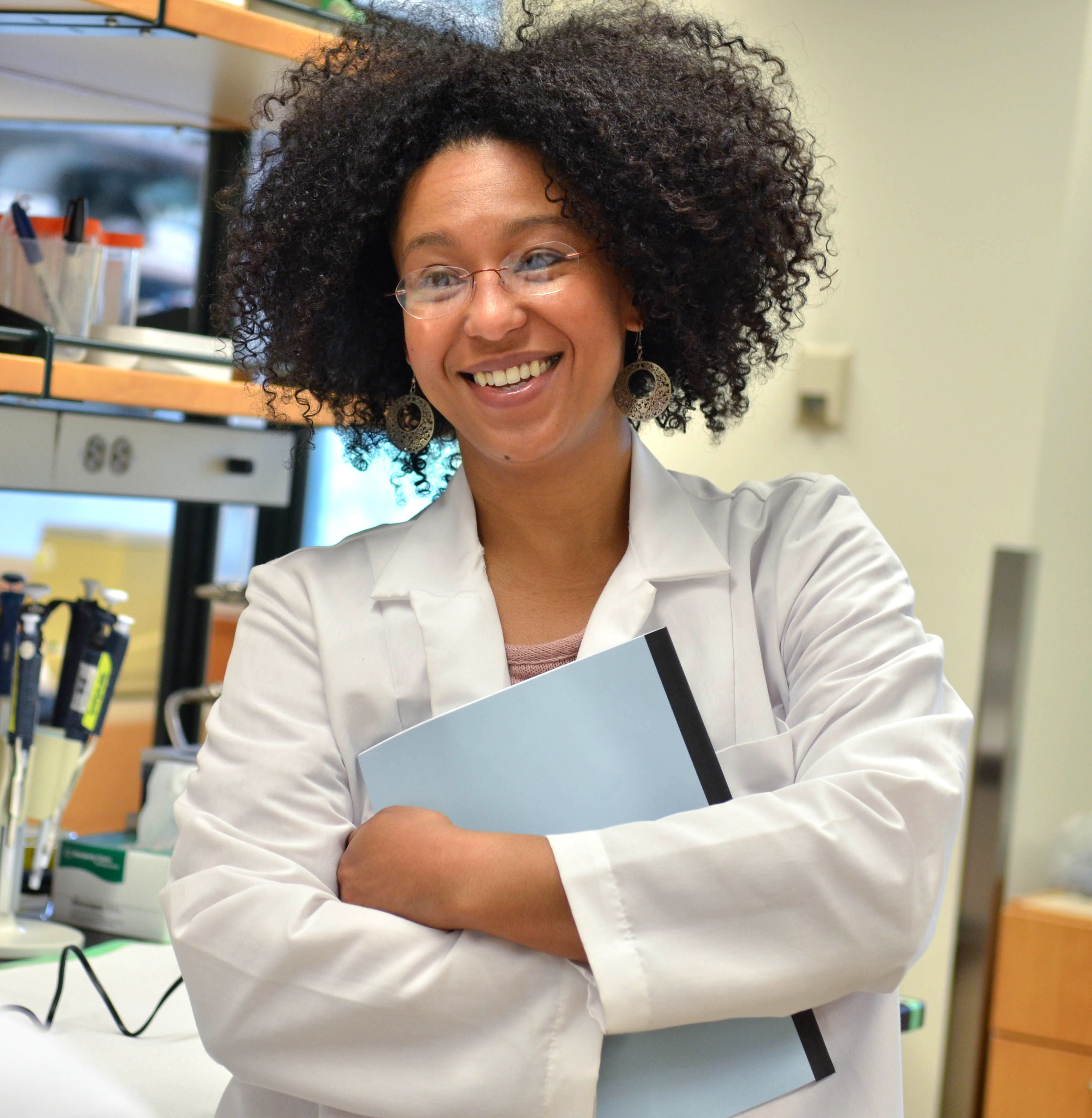 2011 Hartwell Investigator Anjelica Gonzales, Ph.D., Yale University