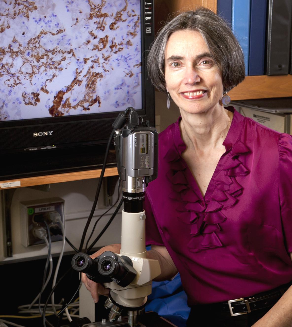 2011 Hartwell Investigator Louise Markert, MD, Ph.D., Duke University