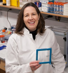 2014 Hartwell Investigator Rachel Fearns, Ph.D., Boston University