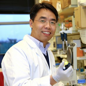 2014 Hartwell Investigator Yong-Chao Ma, Ph.D., Northwestern University