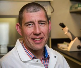 2017 Hartwell Investigator Anthony Rongvaux, Ph.D., Fred Hutch Cancer Research Center
