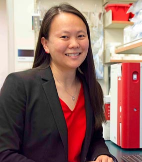 2018 Hartwell Investigator Irene Ong, Ph.D., University of Wisconsin-Madison